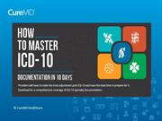 How to master ICD-10 documentation in 10 days