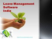 Leave Management software