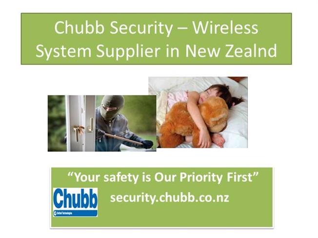 Chubb security nz