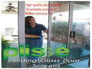 Screen Solution Inc offers high quality and durable retractable screen