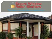Roller Shutters - An Excellent Option For Residential Security