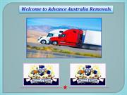 Hire Reliable Furniture Removalists in Sydney