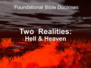Hell & Heaven - Two Realities