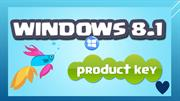 Windows 8.1 Product Key| Windows 8.1 Serial Number