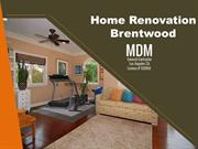 The best home renovation service comes from the best company