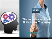 The Importance of Soft Skill in IT Industry