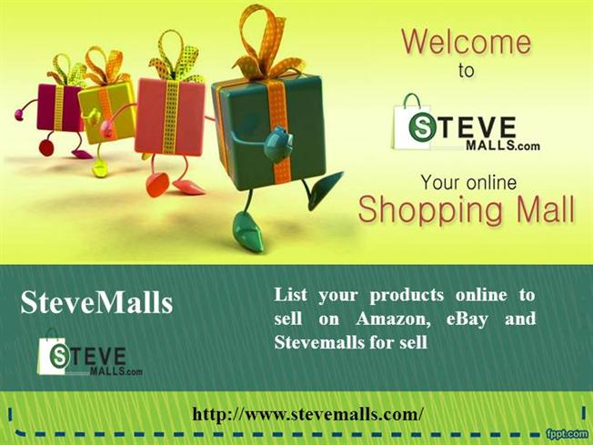 Sell Product Online Without Inventory | Stevemalls |authorSTREAM