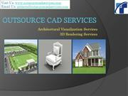 Outsource CAD Services - One stop shop for end to end 3D Visualization