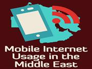 Mobile Internet Usage in the Middle East