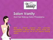 Best Hair Makeup Salon Philadelphia