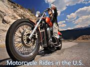 Motorcycle Rides in the U.S.