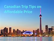 BuyMyTrip.com Offering Canadians Trip Tips on Affordable Price