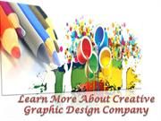 Learn More About Creative Graphic Design Company