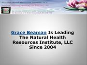 Grace Beaman Natural Health Resources