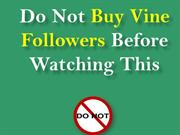 Tutorial to Gain Vine Followers on Channel