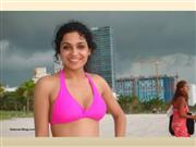 Beach Pics Pakistani Actress Meera with