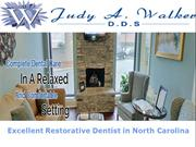 Excellent Restorative Dentist in North Carolina