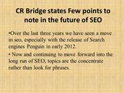 Few points to note in the future of SEO (1)