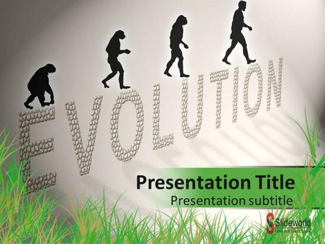 Human evolution powerpoint template related powerpoint templates toneelgroepblik Image collections