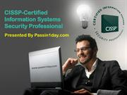 CISSP-Certified Information Systems Security Professional Sample Q&A