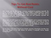 Tips To Get Riot Points Without Cost