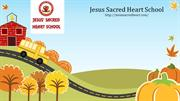 """We make difference than others- """"Jesus Sacred Heart School"""""""