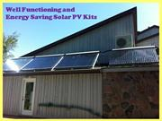 Energy Saving Solar PV Kits