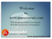 Web Design services in Chandigarh_web Designing company chandigarh
