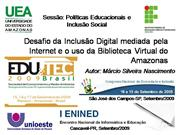 Desafio da Inclusao Digital