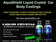 AquaShield Liquid Crystal  Car Body Coatings