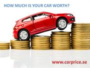 Find Out the True Value of Your Car - Carprice.se