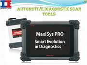 Automotive Diagnostic Scan Tool - Interequip