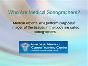 What Are The Duties of Medical Sonographer