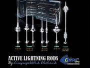 liva lightning rods and lightning protection system