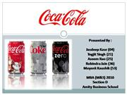 Rural PPT on Coke