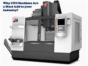 CNC Machining Service in Canada