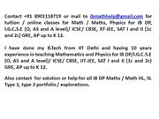 IB Math exploration help, Math portfolio help, Maths IA sollution by e