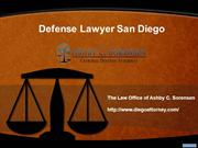 Criminal Defense Lawyer San Diego