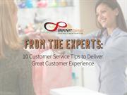 10 Customer Service Tips to Deliver Great Customer Experience