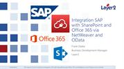 SAP Integration with SharePoint and Office 365