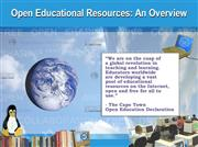 Hewlett_Open Education Resources - KFasi