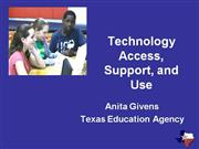Hewlett_Technology in Classrooms - AGive