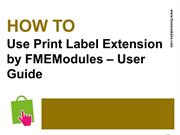 Shipping Labels Module for PrestaShop by FME