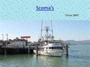 Popular Seafood Restaurant in San Francisco - Scoma's
