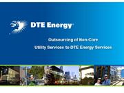 9.DTE Energy Services