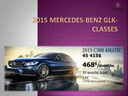 2015 Mercedes-Benz GLK-Classes