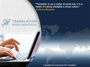 HSS Translation: Professional Language Translation Company