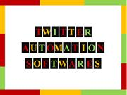 Types Of twitter Automation Softwares