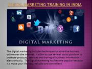 Digital Marketing Training in India 5