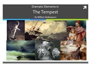 ENG4U - Unit 2 - Activity 5 - Assignment 1 - The Tempest - Andrew Wari